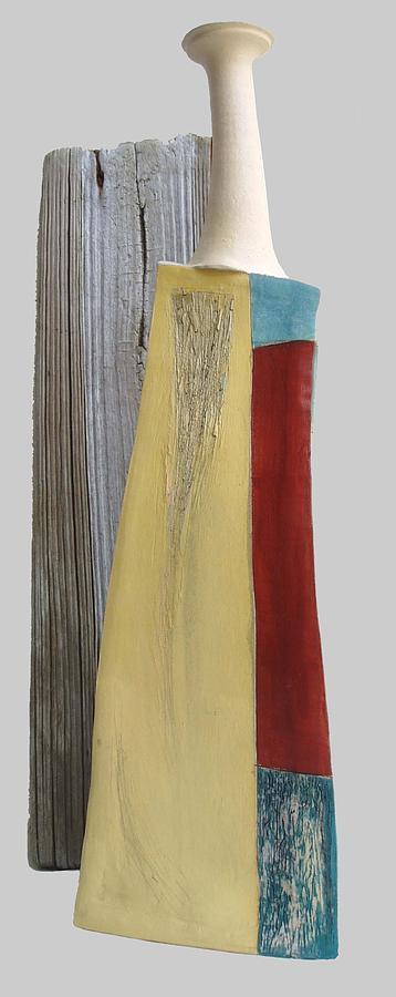 Vase 2 Ceramic Art by Yavor Gonev