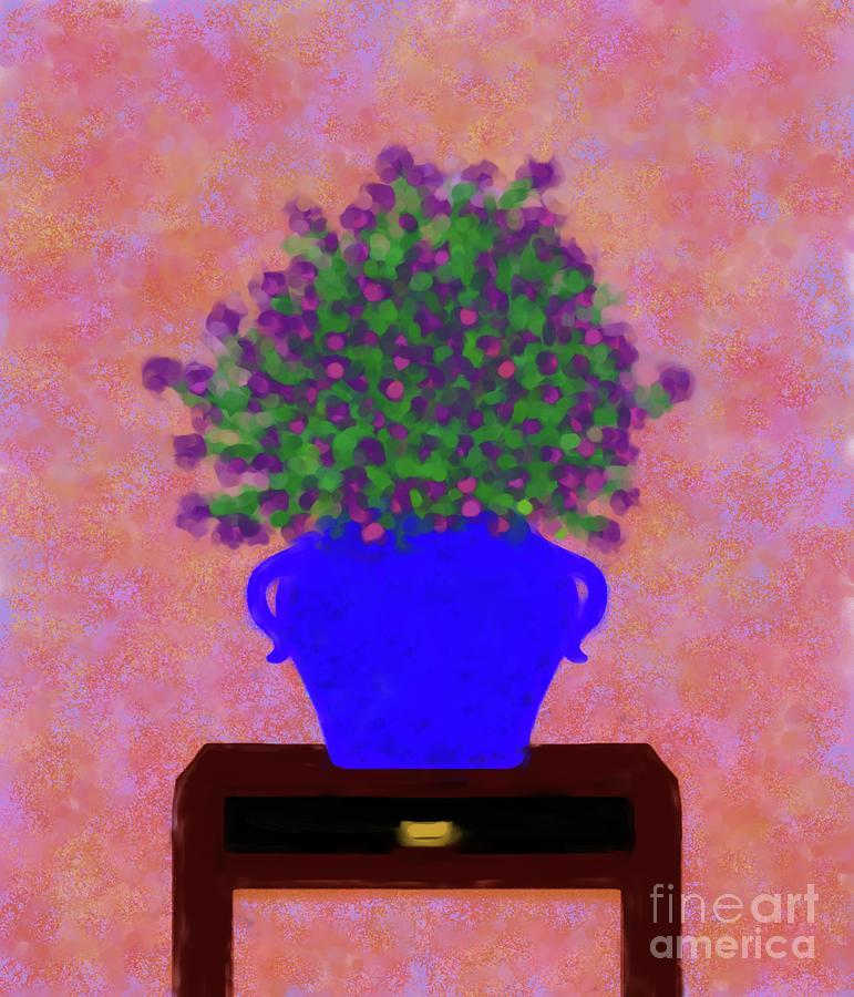 Vase It Drawing