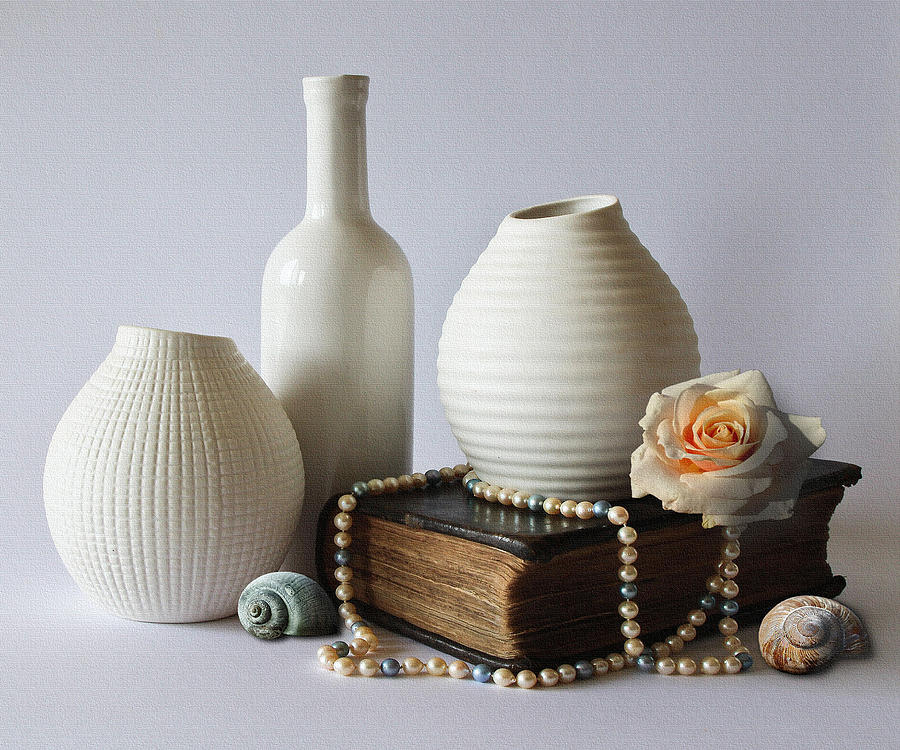 Vases Photograph - Vases by Carlene Smith