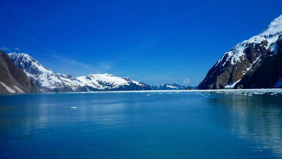 Alaska Photograph - Vast by Dawna Raven Sky