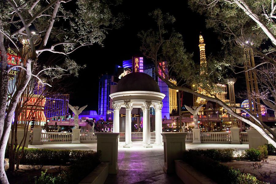 Las Vegas Night Photograph - Vegas At Night 2 by Patrick  Flynn