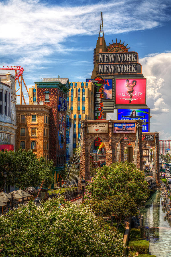 Vegas Baby Photograph - Vegas Baby by James Marvin Phelps