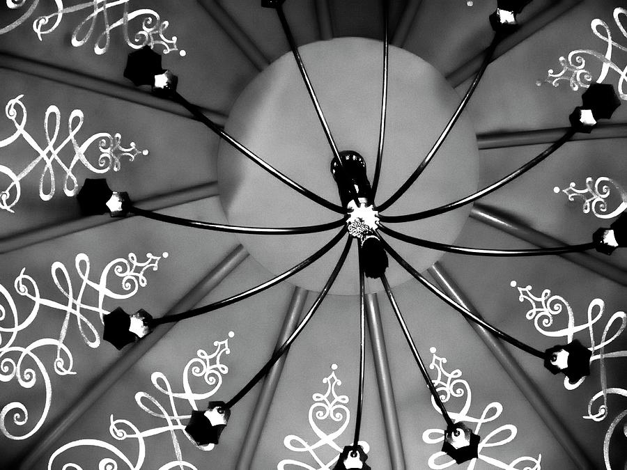 Vegas Ceiling Photograph