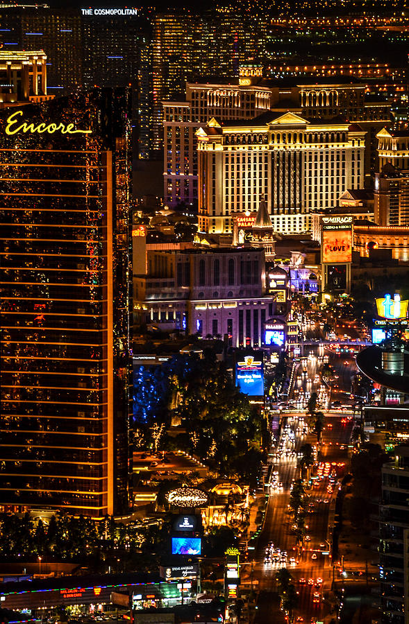 Vegas Photograph - Vegas  by Michael Romano