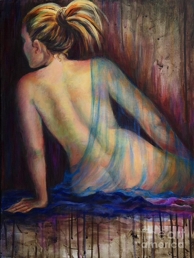 Veiled by Myra Goldick