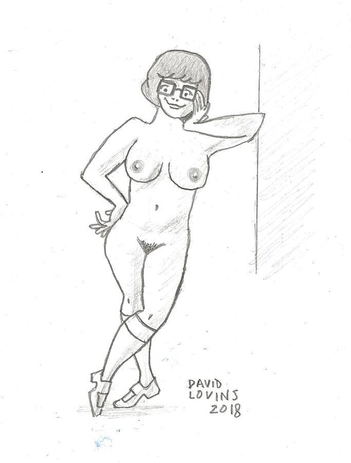 Velma Naked