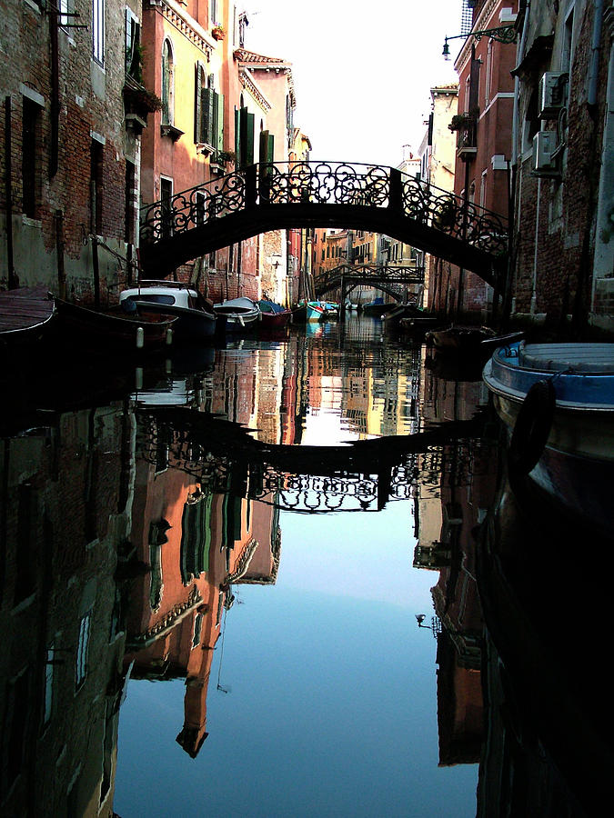 Venice Photograph - Venetian Delight by Donna Corless