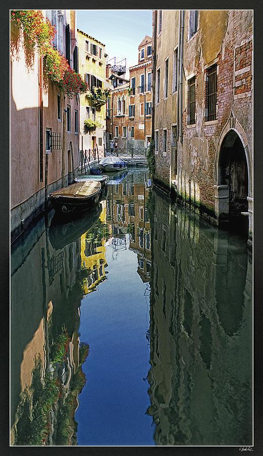 Venice Photograph - Venice 26 by Victor Yekelchik