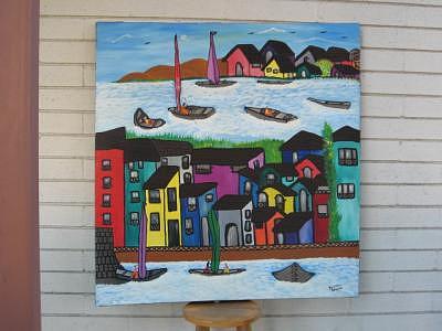 Beach House Painting - Venice Beach House by Duncan Roseme