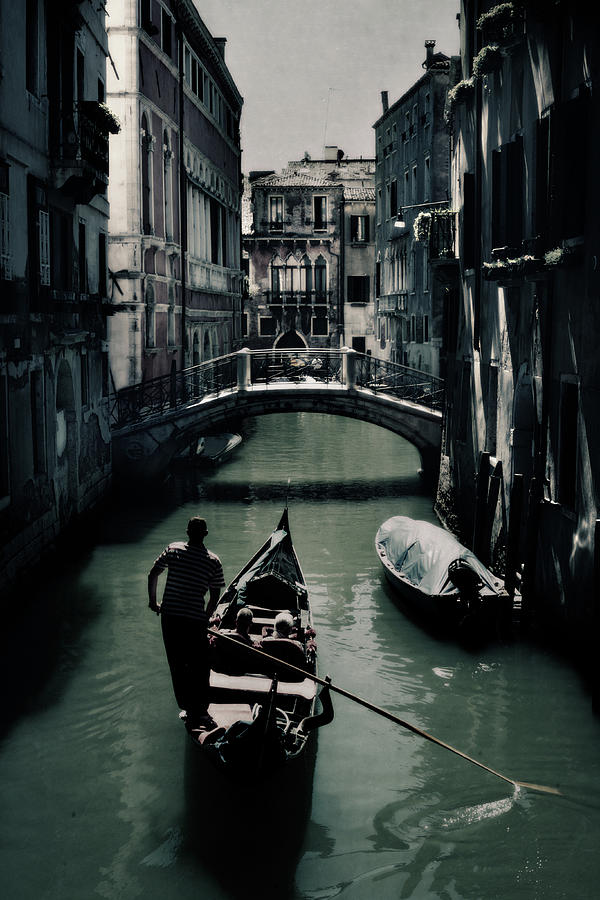 Venice Photograph - Venice II by Cambion Art