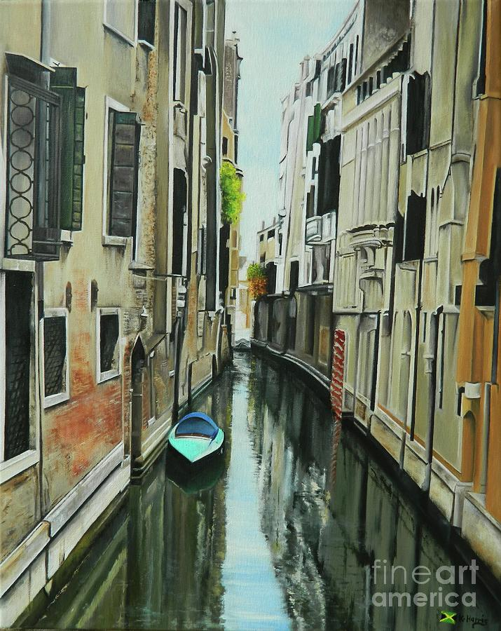 Venice, Italy by Kenneth Harris