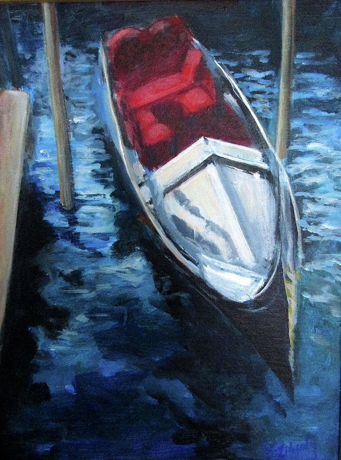 Venice Painting - Venice by Liberty Dickinson