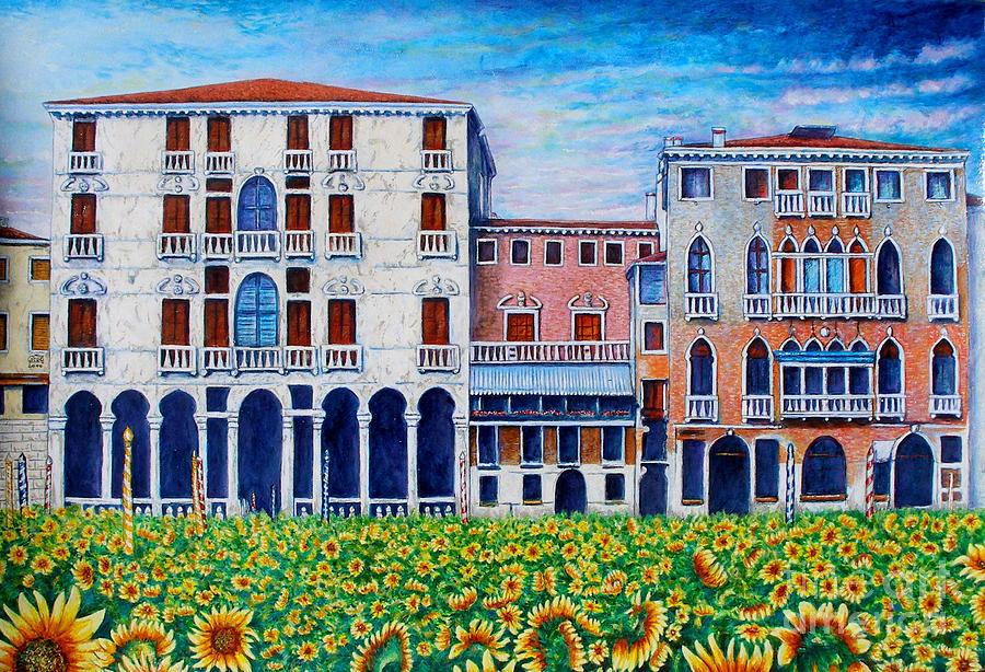 Venedig Painting - Venice by Marcin Stec