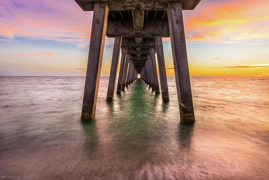 Venice Pier by Expressive Landscapes Nature Photography