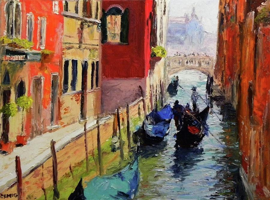 Venice Painting - Venice by Paul Emig