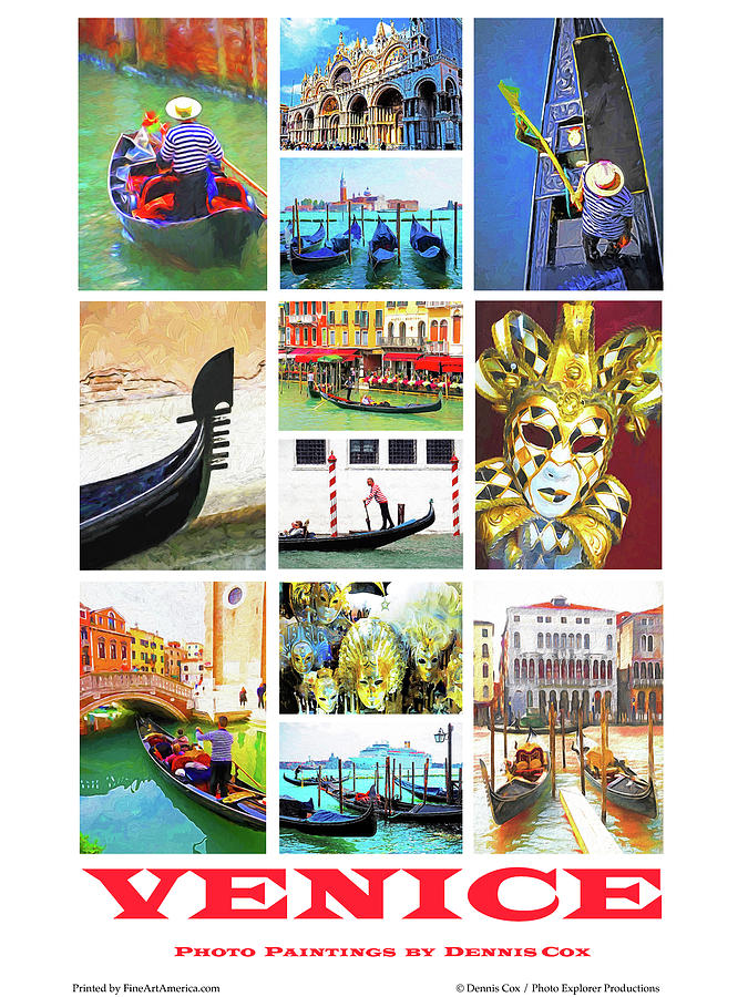 Venice Poster Photograph