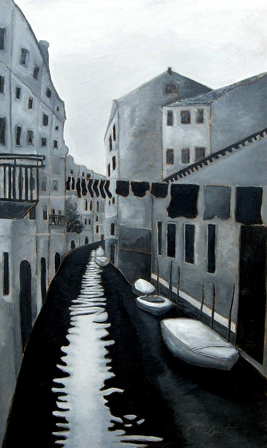 Venice Painting - Venice by Rudy Milante