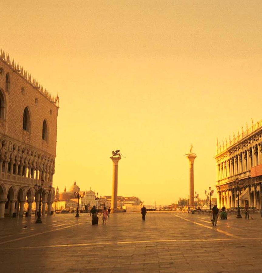 Travel Photography Photograph - Venice Sunrise by Samuel H Gross Jr