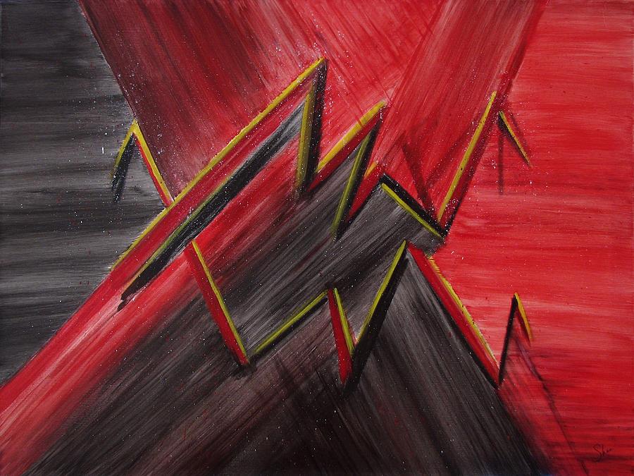 Angry Painting - Venom by Chimera Kai
