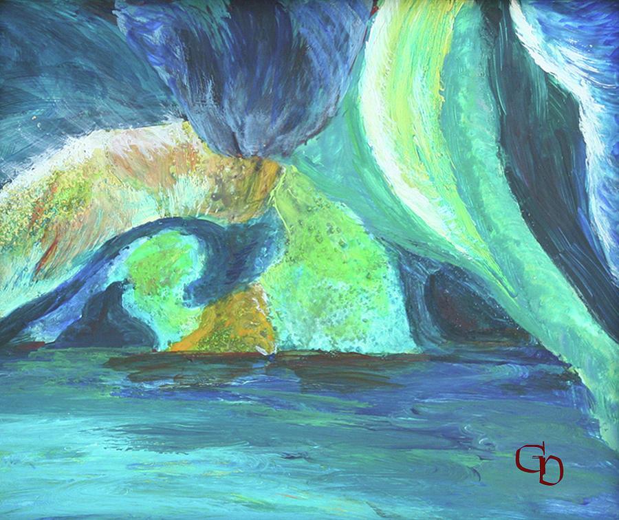 Vensoog- Hidden Lake #1 by Gail Daley
