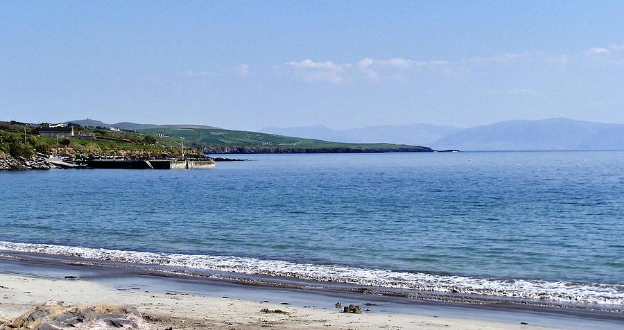Irish Photograph - Ventry Harbor On The Dingle Peninsula Ireland by Teresa Mucha