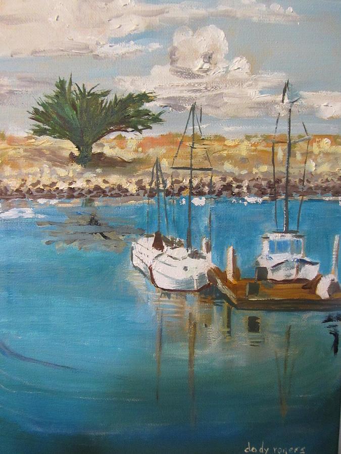 Ventura Marina by Dody Rogers