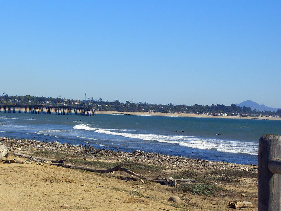 Beach Photograph - Ventura Pier 2 by Robin Hernandez