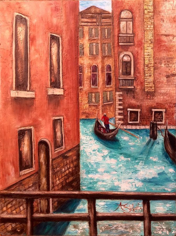 Venice by Annamarie Sidella-Felts