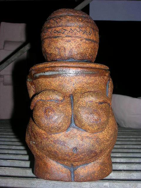 Venus Jar by Kristen R Kennedy
