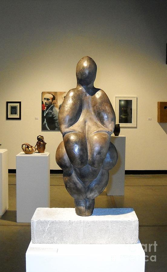 Venus of Lespuge Tribute by Kristen R Kennedy