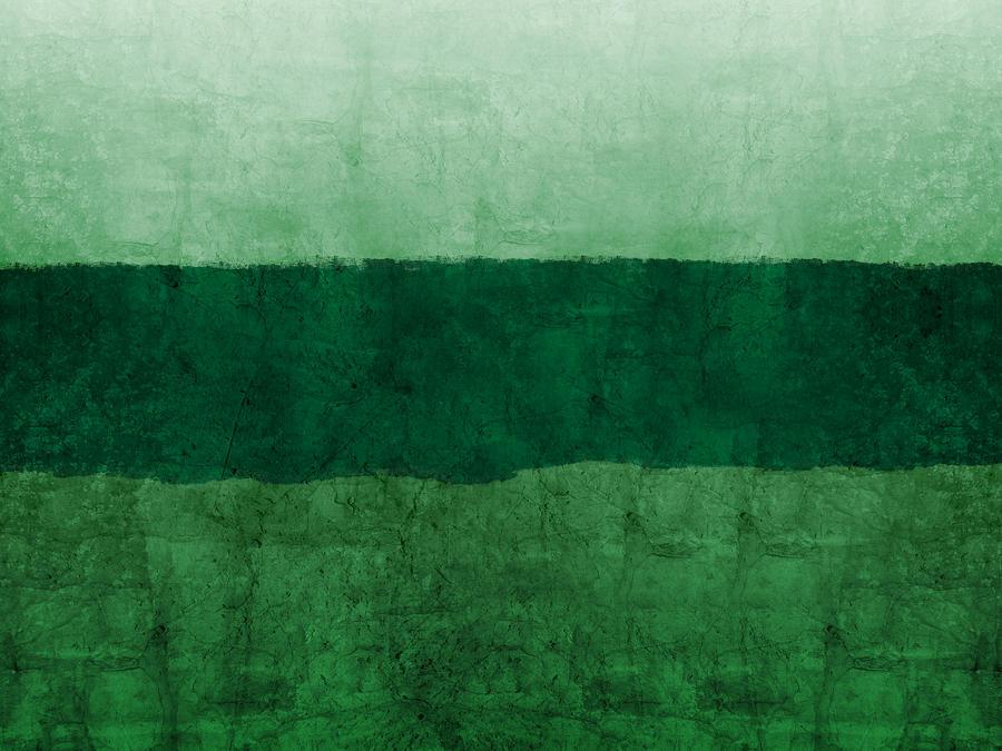 Green Painting - Verde Landscape 1- Art By Linda Woods by Linda Woods