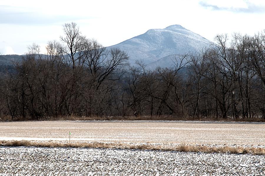 Vermont Scenery  by Wayne Toutaint