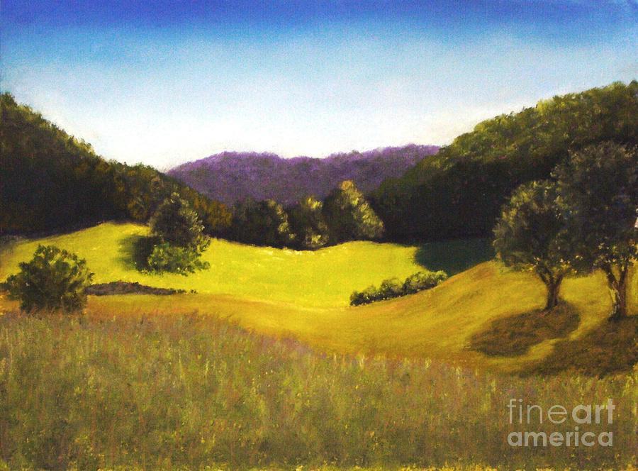 Vermont Vista by Lynda Evans
