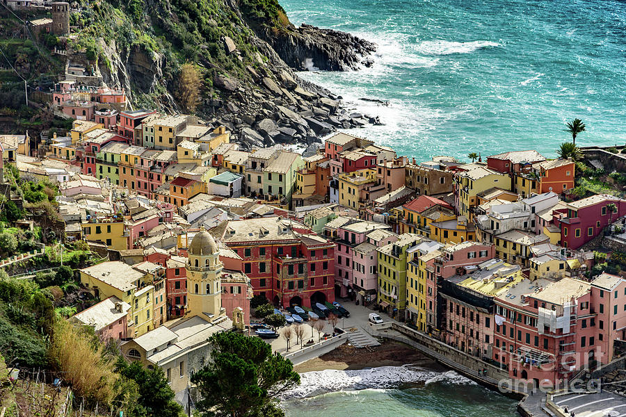 Vernazza, Cinque Terre, Italy by Global Light Photography - Nicole Leffer