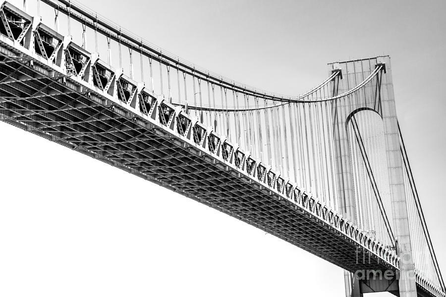 Verrazano Narrows Bridge Photograph