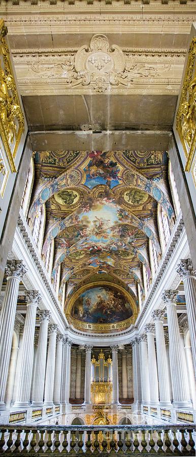 Versailles Chapel by Tim Mulina