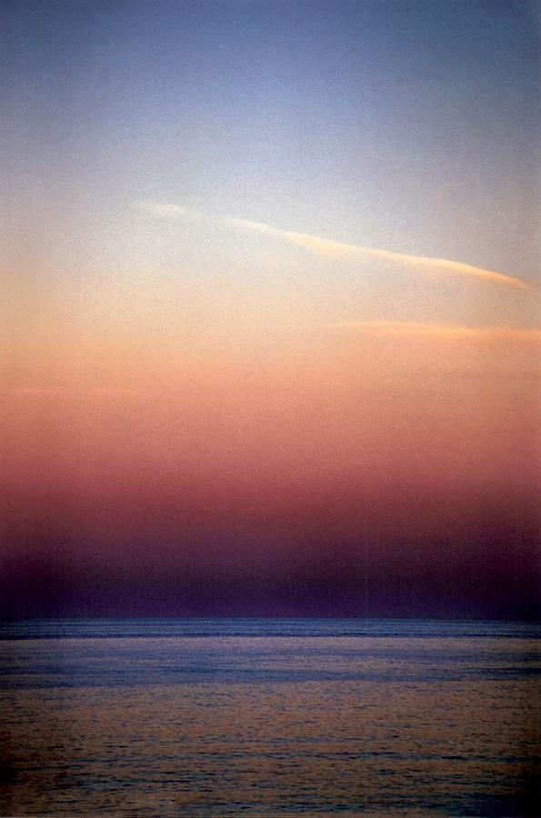 Landscape Photograph - Vertical Number 1 by Sandra Gottlieb
