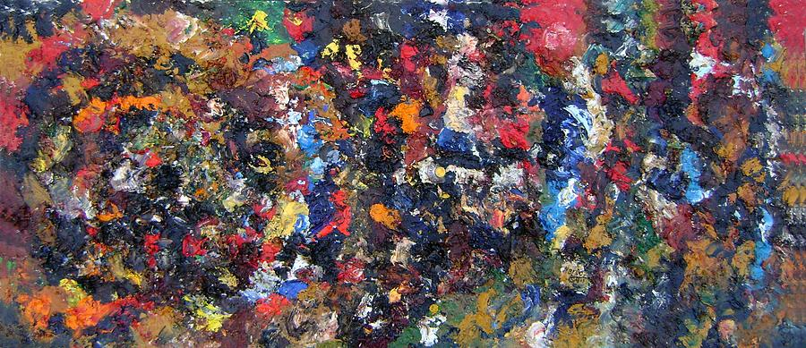 Abstract Painting - Vertigo by Nardo Ruggieri