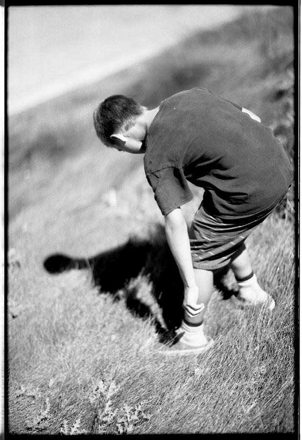 Black And White Photograph - Vertigo by Salvatore Corcione