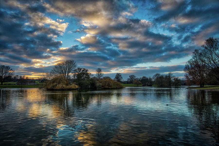 Verulamium Park by Ross Henton