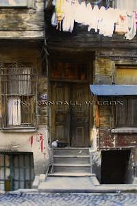 Vesa Caddesi  Istanbul Photograph by K Randall Wilcox