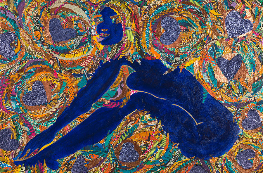 Vesica  Pisces by Apanaki Temitayo M