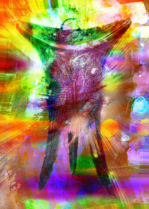 Surrealism Digital Art - Vessel Of Soul Transmigration by Brett Nickell