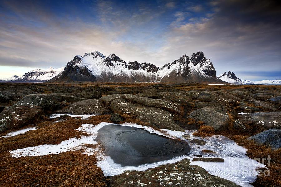 Iceland Photograph - Vestrahorn by Roddy Atkinson