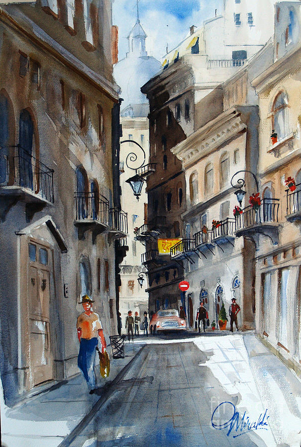 via Giardinetti  by Gerald Miraldi