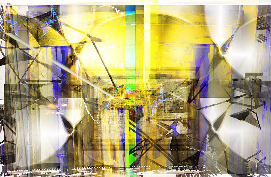 vibrational energy by Art Di