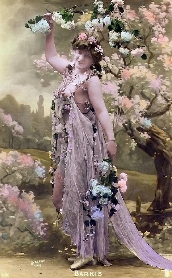 Naked Photograph - Victorian Erotic Postcard 2 by Rod Jones