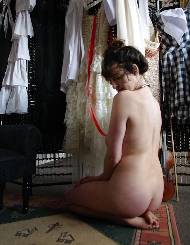 Victorian Slave GirlWaiting For Mistress by Asa Jones