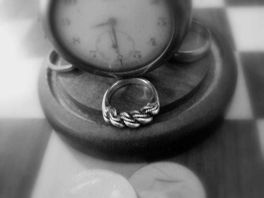 Victorias Ring Photograph by Alvis Zujevs