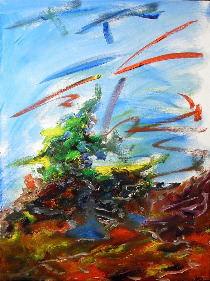 Vidalita Painting by Helmut Licht